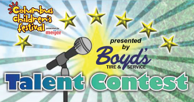 Columbus Children's Festival Talent Contest
