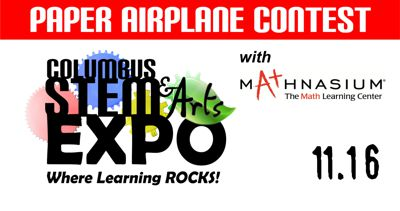 Paper Airplane Competition presented by Mathnasium of Lewis Center