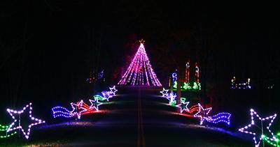 Butch Bandos Fantasy of Lights