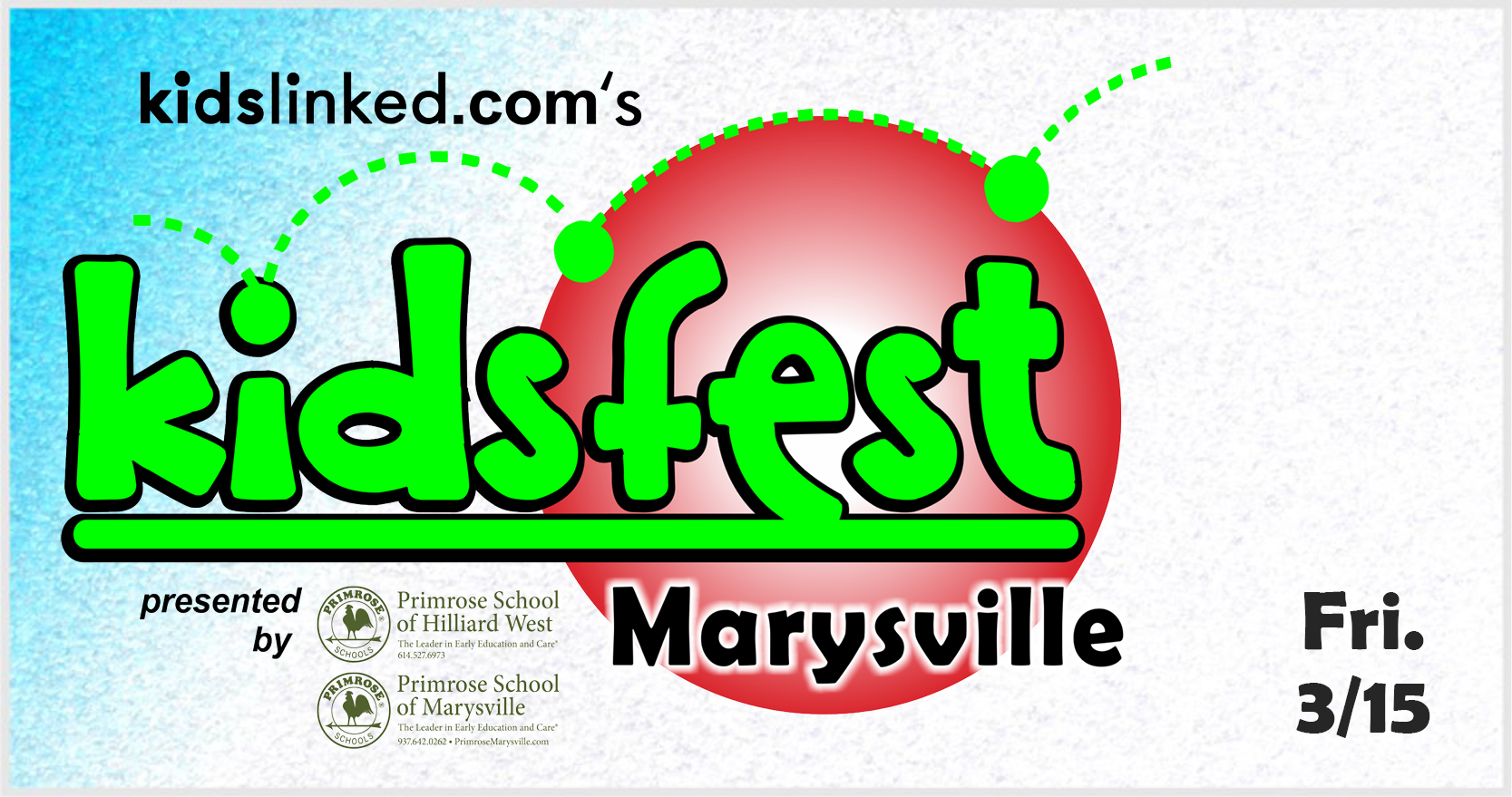 Marysville KidsFest 2019 presented by Primrose School of Hilliard West and Primrose School of Marysville