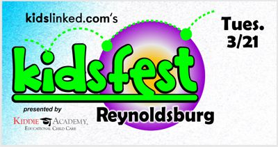 Reynoldsburg KidsFest 2019 presented by Kiddie Academy of Reynoldsburg