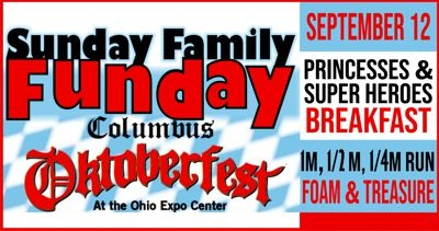 Sunday Family Funday @ Columbus Oktoberfest 2019