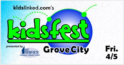 Grove City KidsFest 2019 presented by First Service Federal Credit Union
