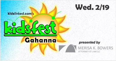 2020 Gahanna KidsFest and Summer Camp Fair presented by Merisa K. Bowers Attorney at Law