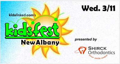 2020 New Albany KidsFest and Camp Fair presented by Shirck Orthodontics