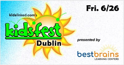2020 Dublin KidsFest and Camp Fair presented by Best Brains Learning Centers