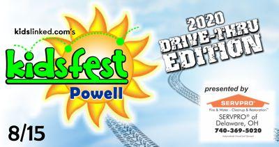 2020 Powell Kidsfest presented by ServPro of Delaware