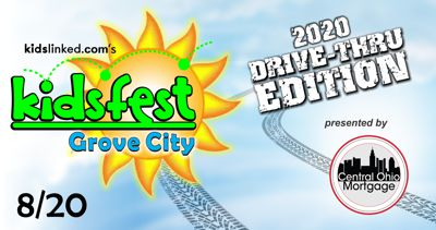 2020 Grove City Kidsfest presented by Central Ohio Mortgage