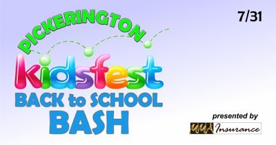 2021 Pickerington Back to School Bash presented by MMA Insurance