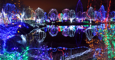 Wildlights 2017 efficiently powered by AEP Ohio