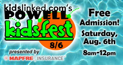 Kidslinked Powell KidsFest 2017 Presented by Mapfre Insurance