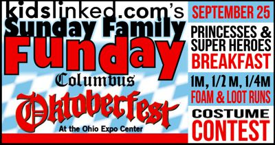 Kidslinked's Sunday Family Funday @ Oktoberfest 2016