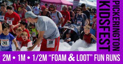 Pickerington KidsFest Foam & Loot Fun Runs