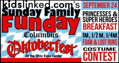Kidslinked's Sunday Family Funday @ Oktoberfest 2017
