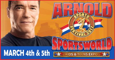 Arnold SportsWorld - Kids & Teens Expo