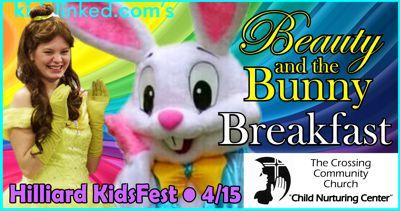 The Beauty & Bunny Breakfast