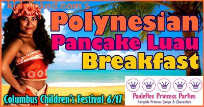 Polynesian Pancake Luau
