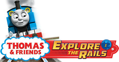 Thomas & Friends Explore the Rails