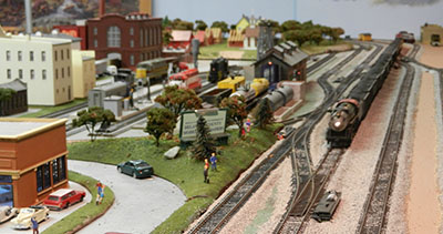Model Railroads: Series