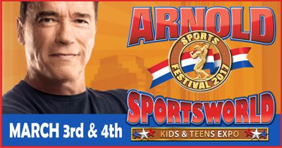 Arnold SportsWorld Kids & Teens Expo