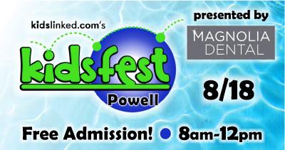 Powell KidsFest 2018 presented by Magonlia Dental