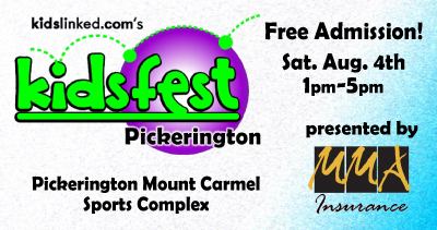 Pickerington Kidsfest 2018 presented by MMA Insurance