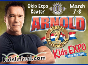 Arnold Kids Fitness EXPO