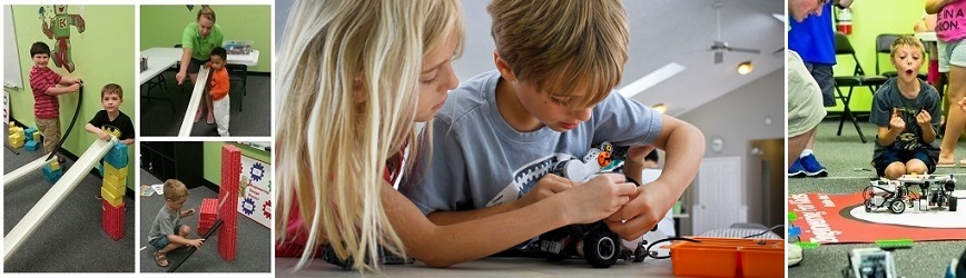 Register Now for Engineering For Kids' Fall Classes!