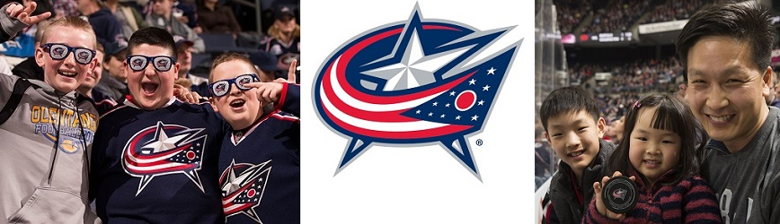 This Saturday is Family Night at Columbus Blue Jackets!