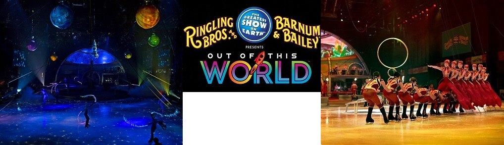 Ringling Bros. and Barnum & Bailey Circus is Coming!