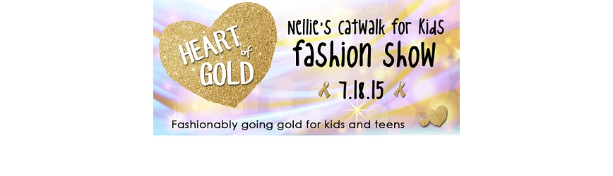 Join the NC4K Team at the Heart of Gold Fashion Show!