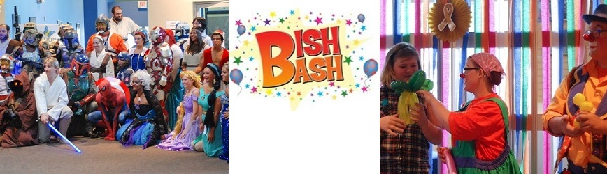 Bring the Family to Bish Bash & Help Beat Pediatric Cancer!