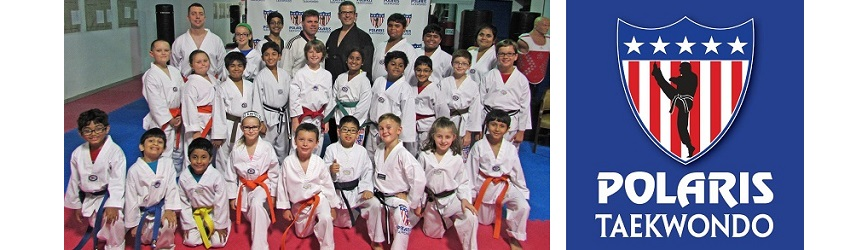 Register for Polaris Taekwondo! All Ages & Fitness Levels Welcome!