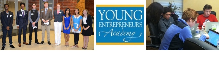 The Young Entrepreneurs Academy is Now Accepting Applications!