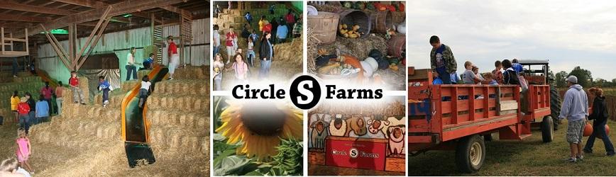 Make Fall Family Memories at Circle S Farms!