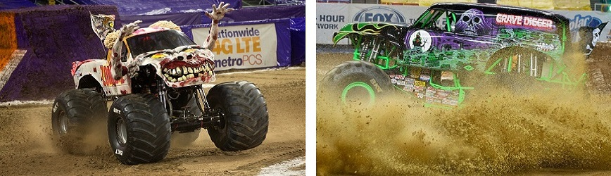 Buy Your Family's Tickets Now for Monster Jam!