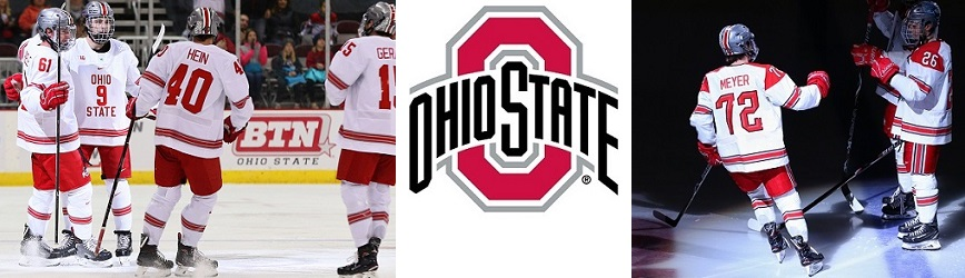 Come Cheer on Your OSU Men's Hockey Team, Ranked #5!