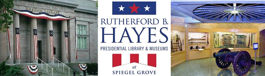All Memorial Weekend Celebrate the Re-opening of the Rutherford B. Hayes Museum!