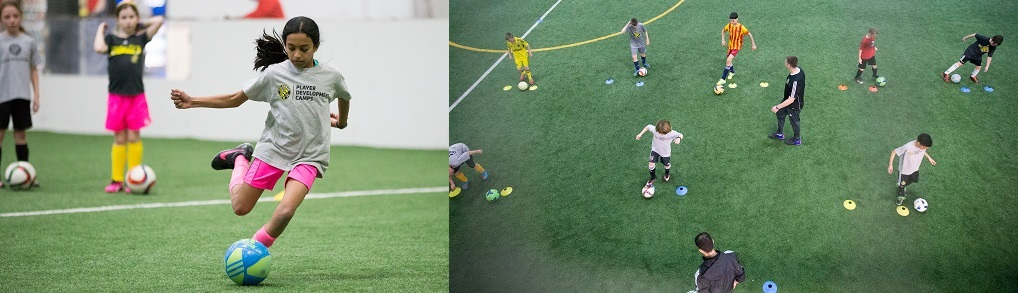 Register Today for Columbus Crew SC Soccer Camps!