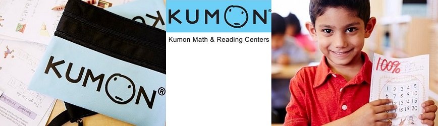 Enroll Now & Unlock Your Child's Potential with Kumon!