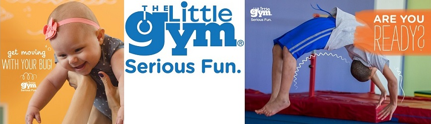 Sign Up Your Children for Some Serious Fun at The Little Gym at Polaris