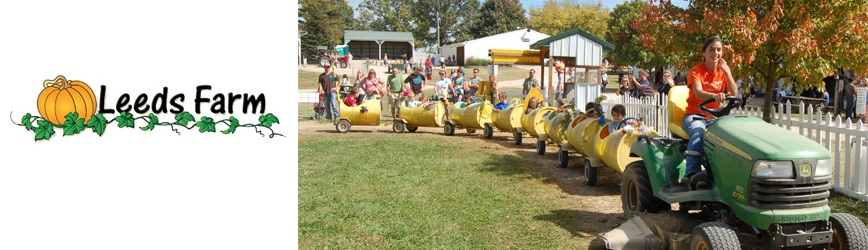 Leeds Farm Opens This Weekend! Tons of Fall Family Fun on the Farm!