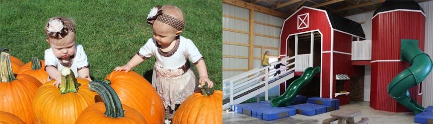 Enjoy Fall Family Fun on the Farm at Lehner's Pumpkin Farm!