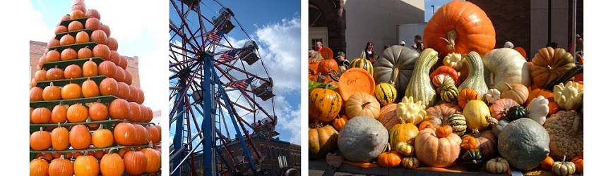 Bring Your Family to 112th Annual Circleville Pumpkin Show!