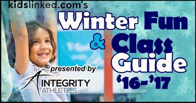 Winter Fun!  Winter Classes!