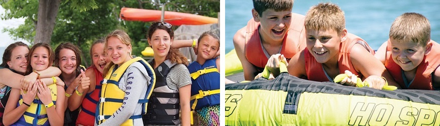 Summer Camp on an Island? YES, Please! Register for Camp Patmos!