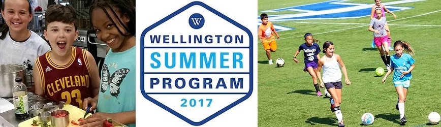 Your Summer Adventure Starts with Wellington Summer Program!