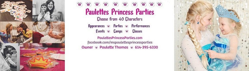 Join Paulette's Princess Parties This Summer for Camp!