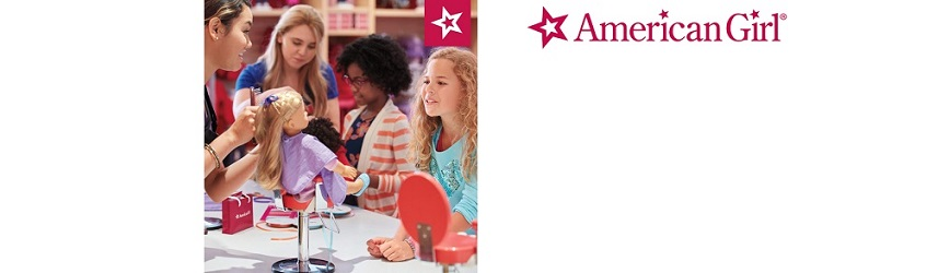 Bring Your Daughter to the Summer Vacation Event at American Girl Columbus!