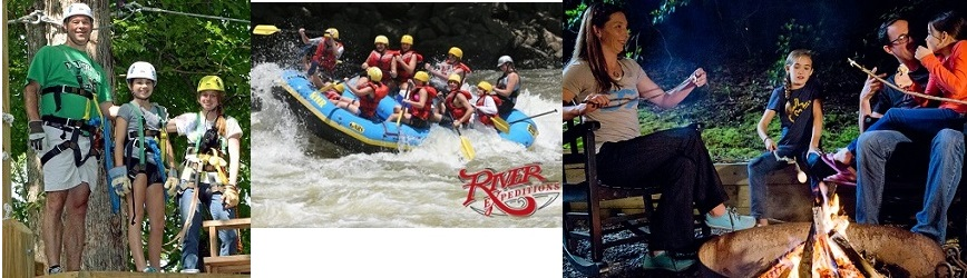 Family Adventures Are Awaiting at River Expeditions!